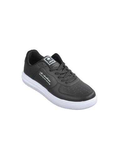 Bestof Bestof 042 Siyah Erkek Spor Ayakkabı Siyah